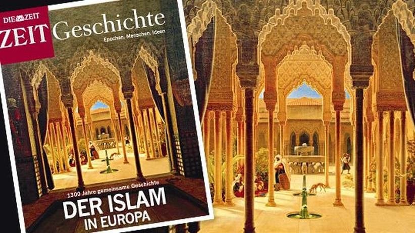 ZEIT Geschichte 2/12: Der Islam in Europa