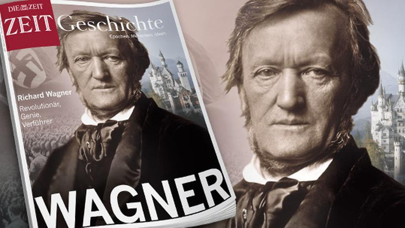 ZEIT Geschichte 1/13: Richard Wagner