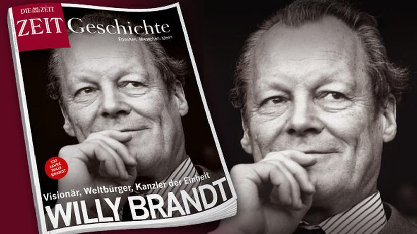 ZEIT Geschichte 4/13: Willy Brandt