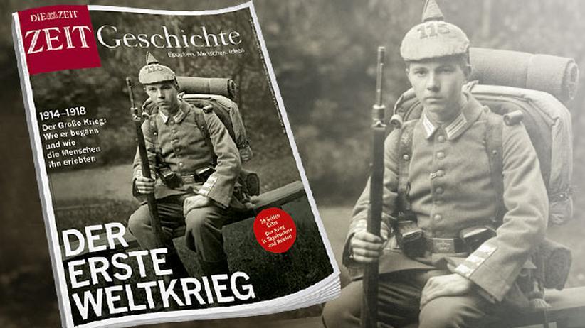 ZEIT Geschichte 1/14: Der Erste Weltkrieg