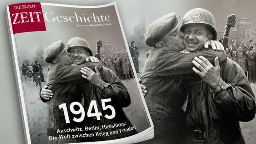 ZEIT Geschichte 1/15: 1945