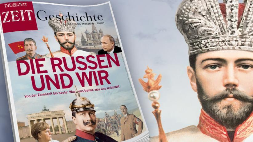 ZEIT Geschichte 3/15: Die Russen und wir