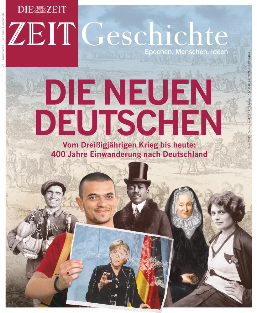 ZEIT Geschichte Magazin 4/15