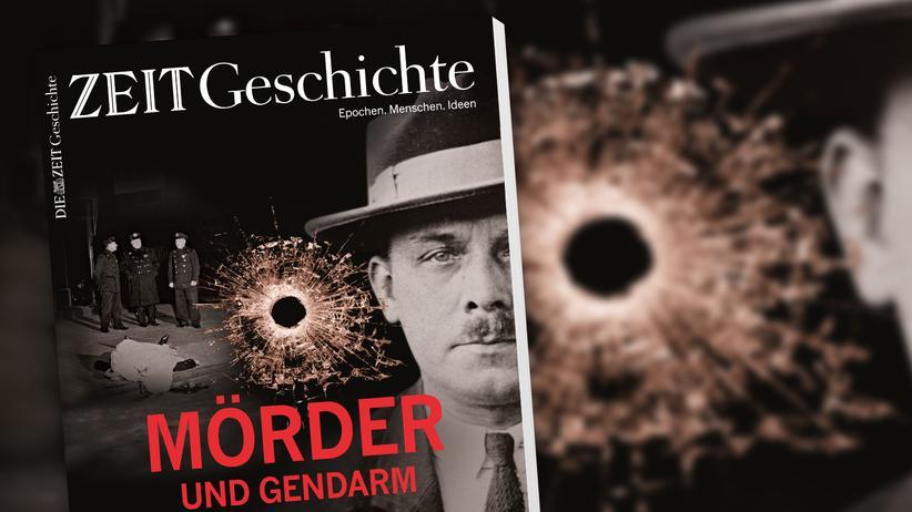 ZEIT Geschichte 1/2018: Mörder und Gendarm