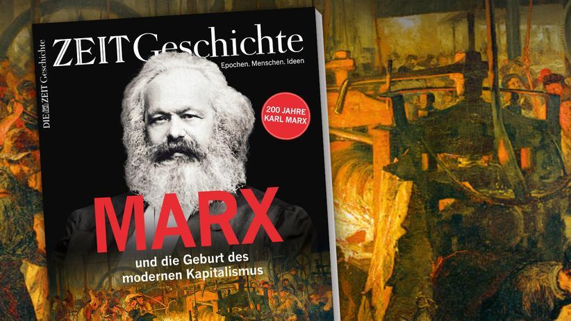 ZEIT Geschichte 3/2018: Marx