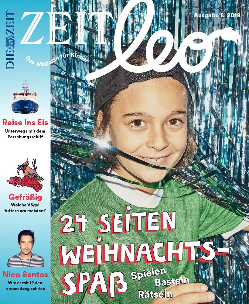 ZEIT Leo 8/2020