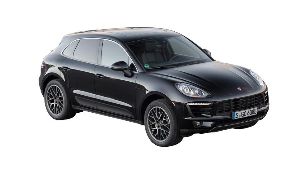 Porsche Macan S: Von A nach B