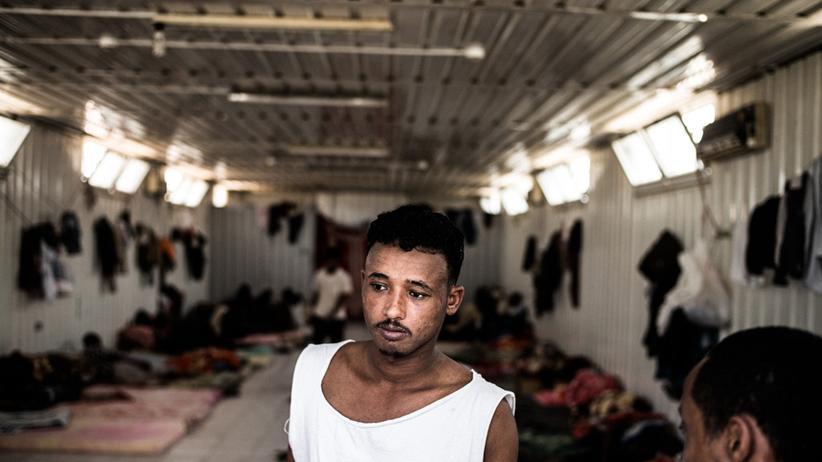 FS Libyen Migration Fluechtlinge