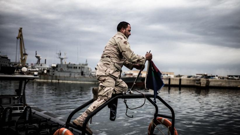 Lybien: Eubam-Training für die libysche Küstenwache