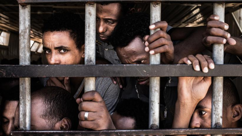 Libyen: Auf der anderen Seite des Meeres