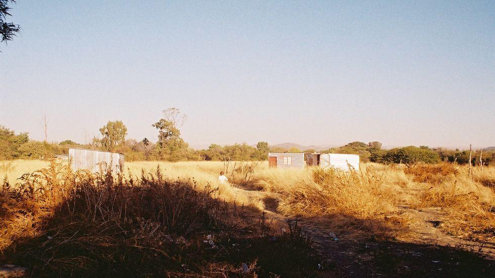 Südafrika: Abend in Marikana