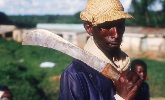 Ruanda: Alptraum ohne Ausweg