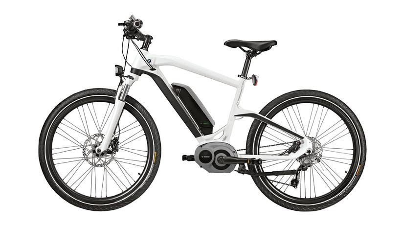 BMW Cruise e-Bike 2014: Ein Stier von einem Fahrrad
