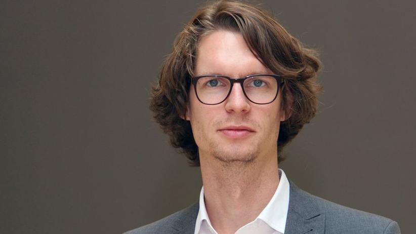 """Ostdeutsche: Johannes Staemmler ist Mitherausgeber des Buches """"Dritte Generation Ost"""" und lebt in Berlin."""