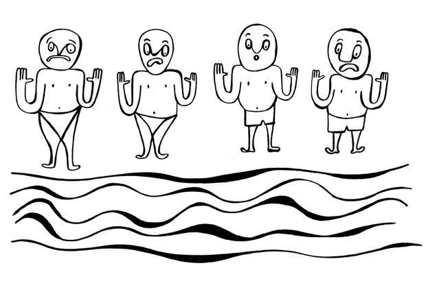 Harald Martenstein: Über die zunehmende Zhal von Nichtschwimmern