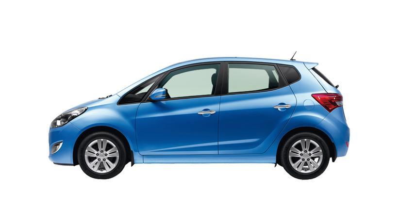 Hyundai ix20: Temporäre Täuschung