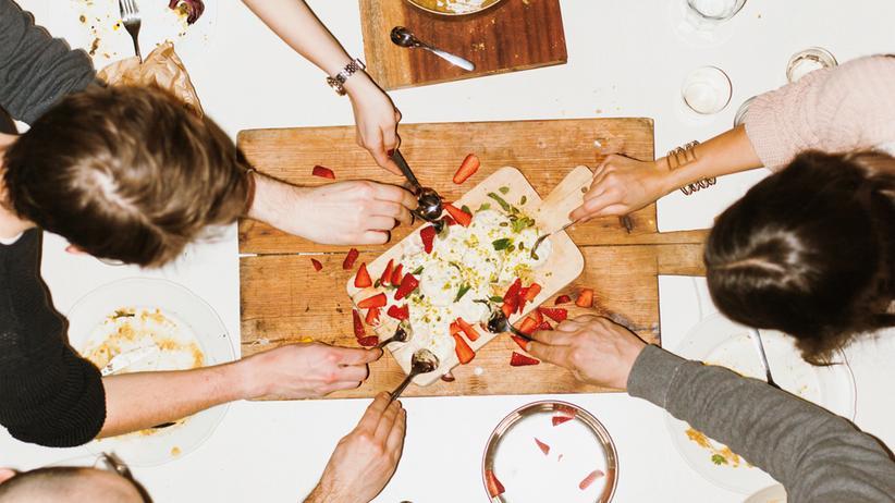 Kochen ohne Fleisch: Heimlich vegetarisch
