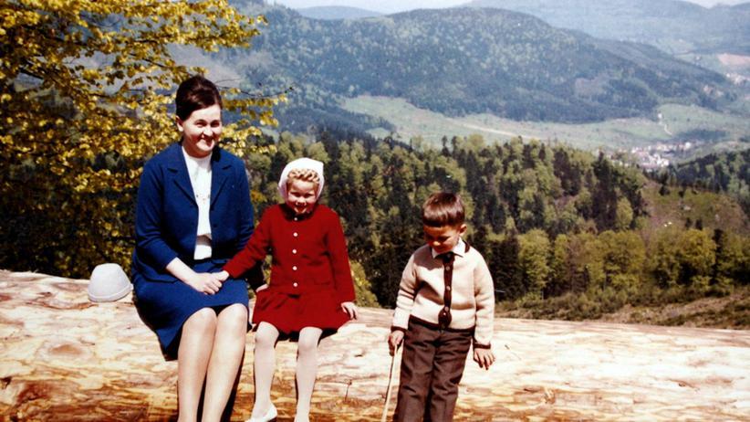 Familienidyll in den Sechziger Jahren
