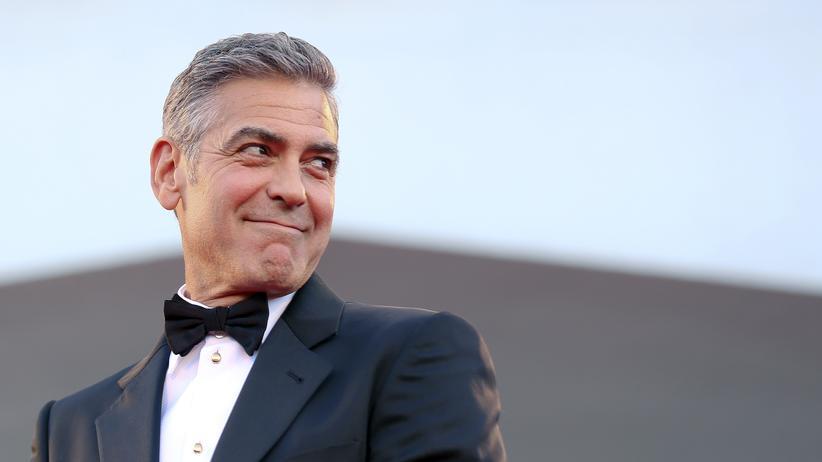 Gesellschaftskritik: Jetzt wird George zum Clooney