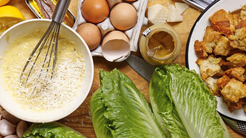 Wochenmarkt: Wer hat Angst vor Caesar mit Ei?
