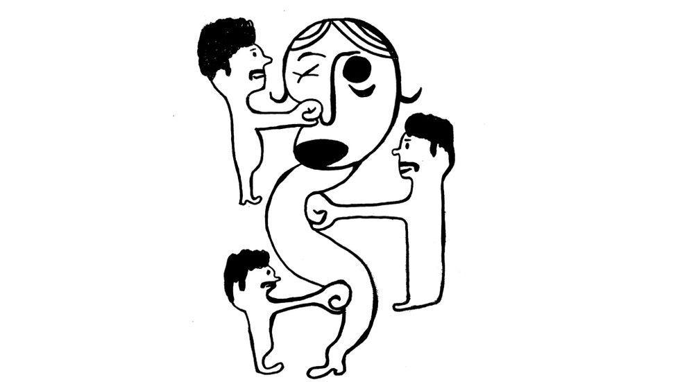 Illustration von Fengel