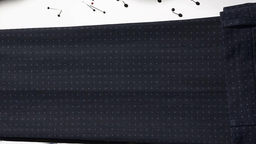 Gepunktete Hose von Hermès