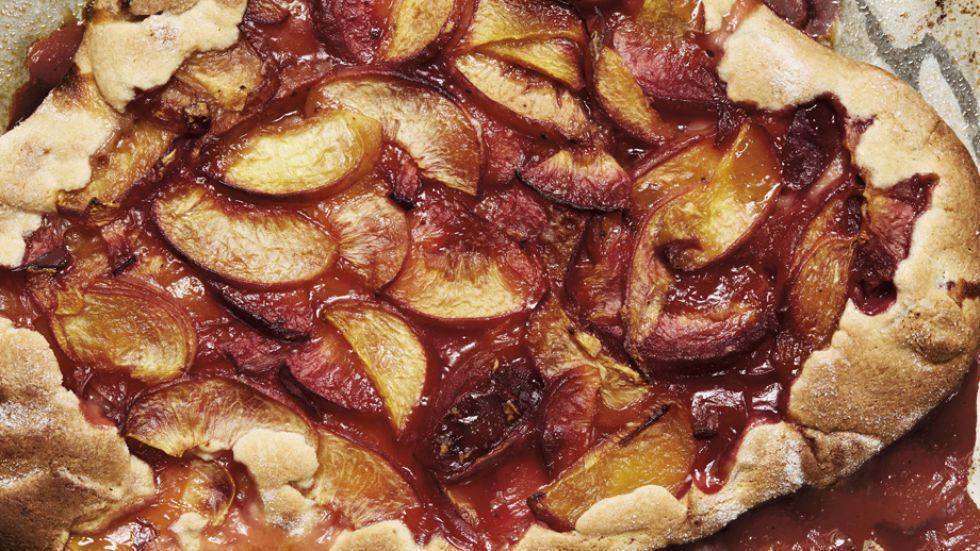 Wochenmarkt: Pfirsiche in ihrer schönsten Form