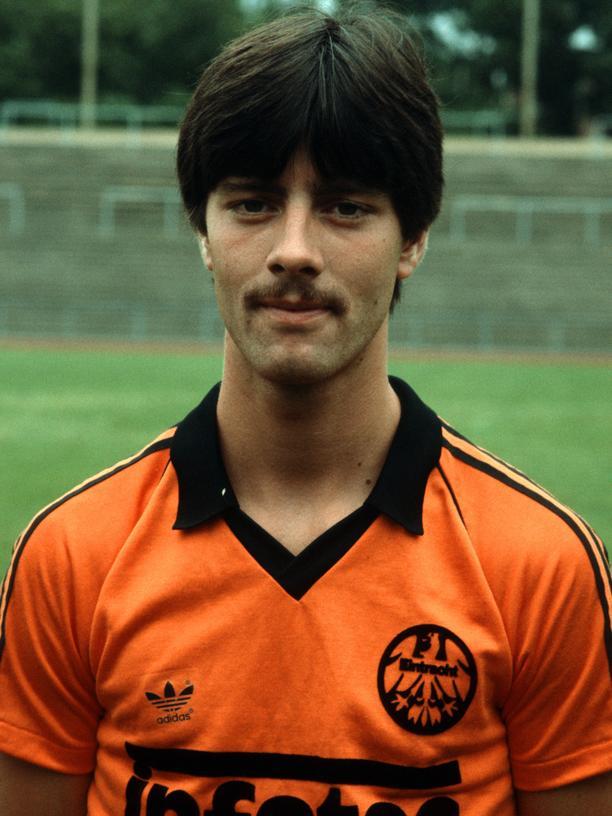 Jogi Löw 1981