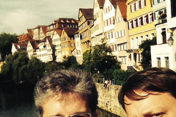 Tübingen: Morgens halb zehn in Deutschland