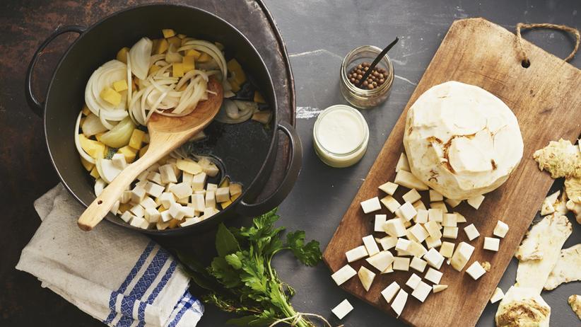 Wochenmarkt: Schätzchen, niemals bei der Butter sparen