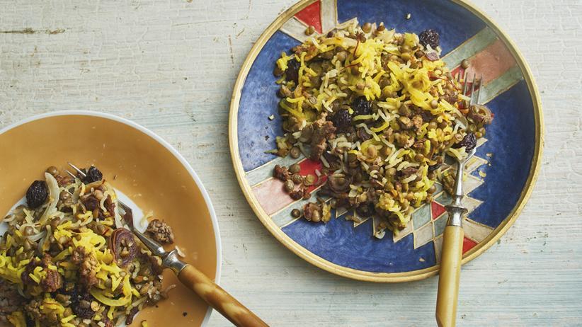 Wochenmarkt: Die Rosine, dieses freche Früchtchen