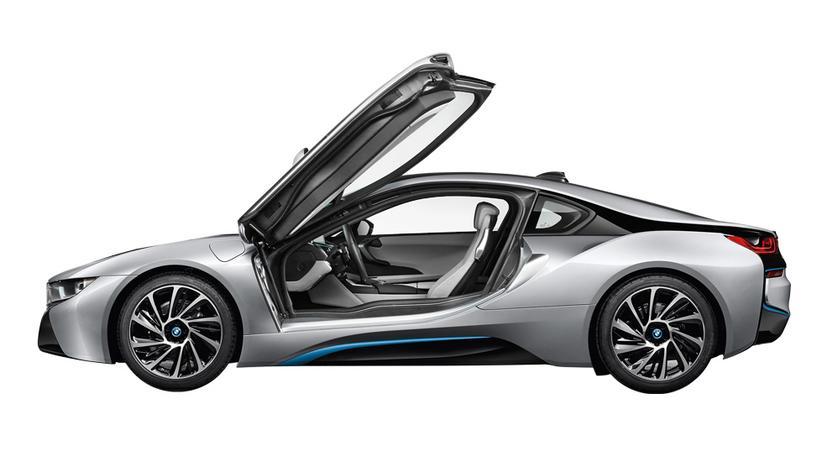BMW i8: Anschluss gewünscht