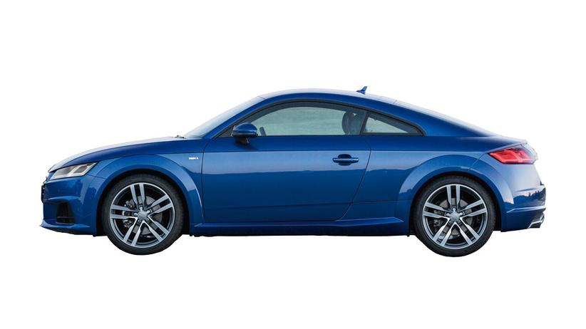 Audi TT Coupé: Vorlesen, bitte!