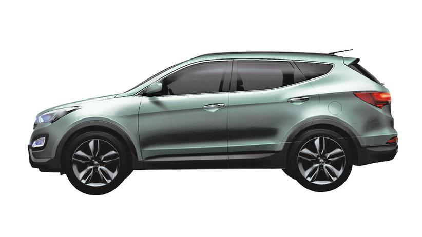 Hyundai Santa Fe: Auf dem Gipfel ist Ruh