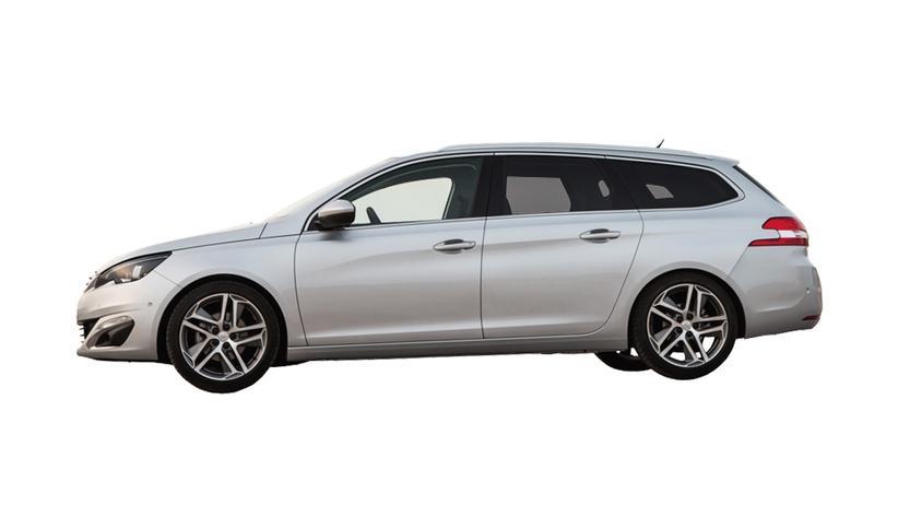 Peugeot 208 SW: Der Schatz im Wagen