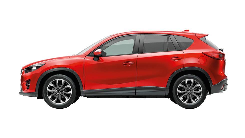 Mazda CX-5: Autofahren mit dem Leverkusen-Faktor
