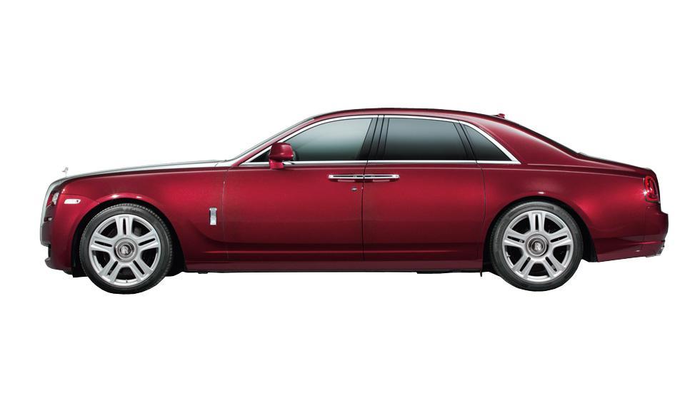 Rolls Royce Ghost Series II: Geist ist geil