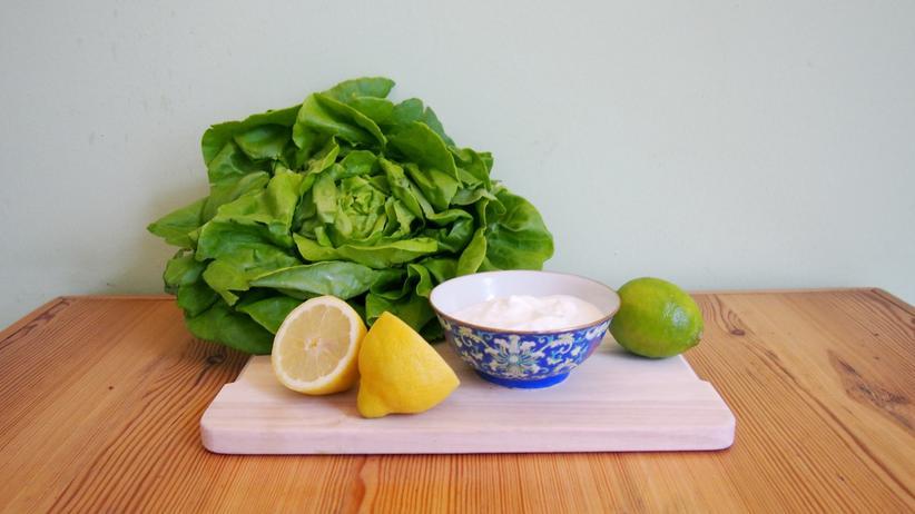 Sommersalat: Ein Salat ohne Salat ist kein Salat