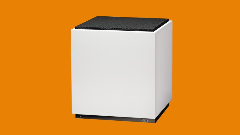 Unter Strom: Cloud Lautsprecher OD-11