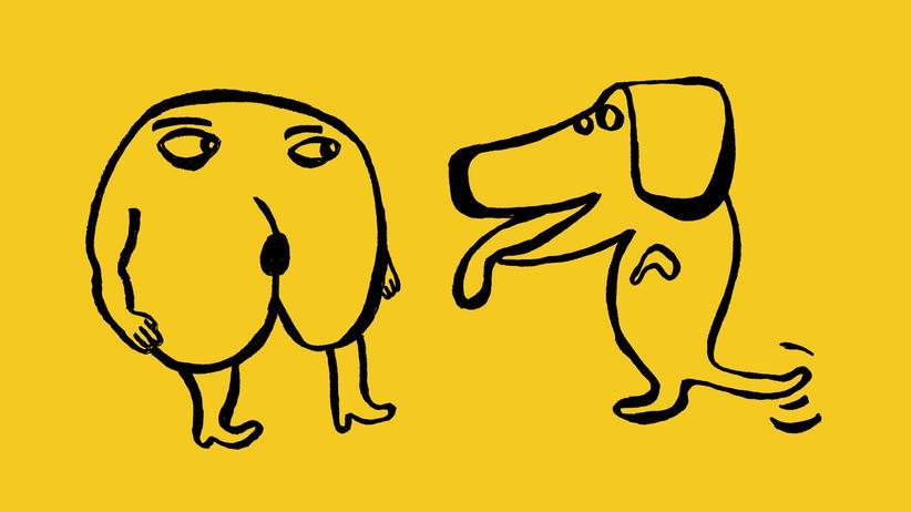 Sprache: Der Seggl ist einer, der trotzdem lacht