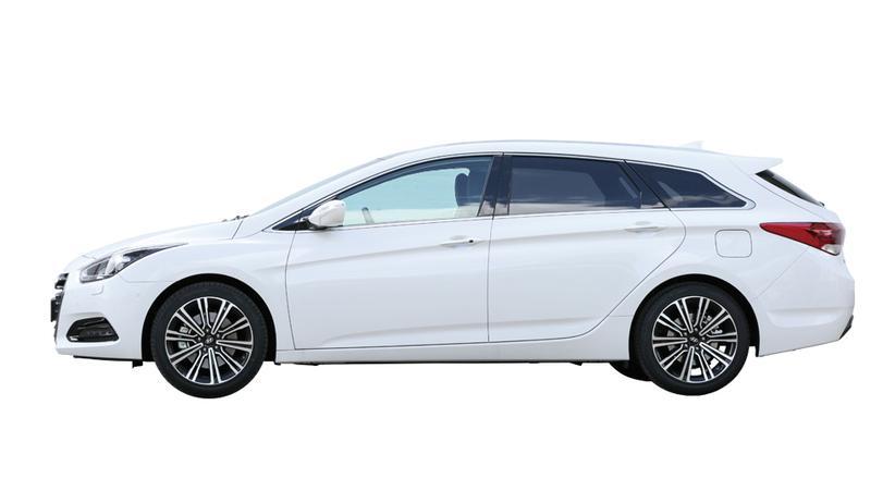 Hyundai i40: Keine Zeit zum Testen