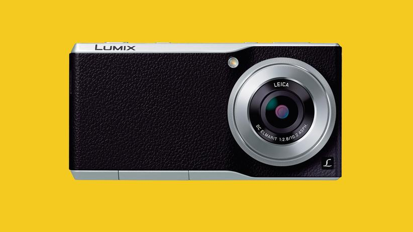 Lumix Smart Camera: Android, du bist nicht der Richtige für mich
