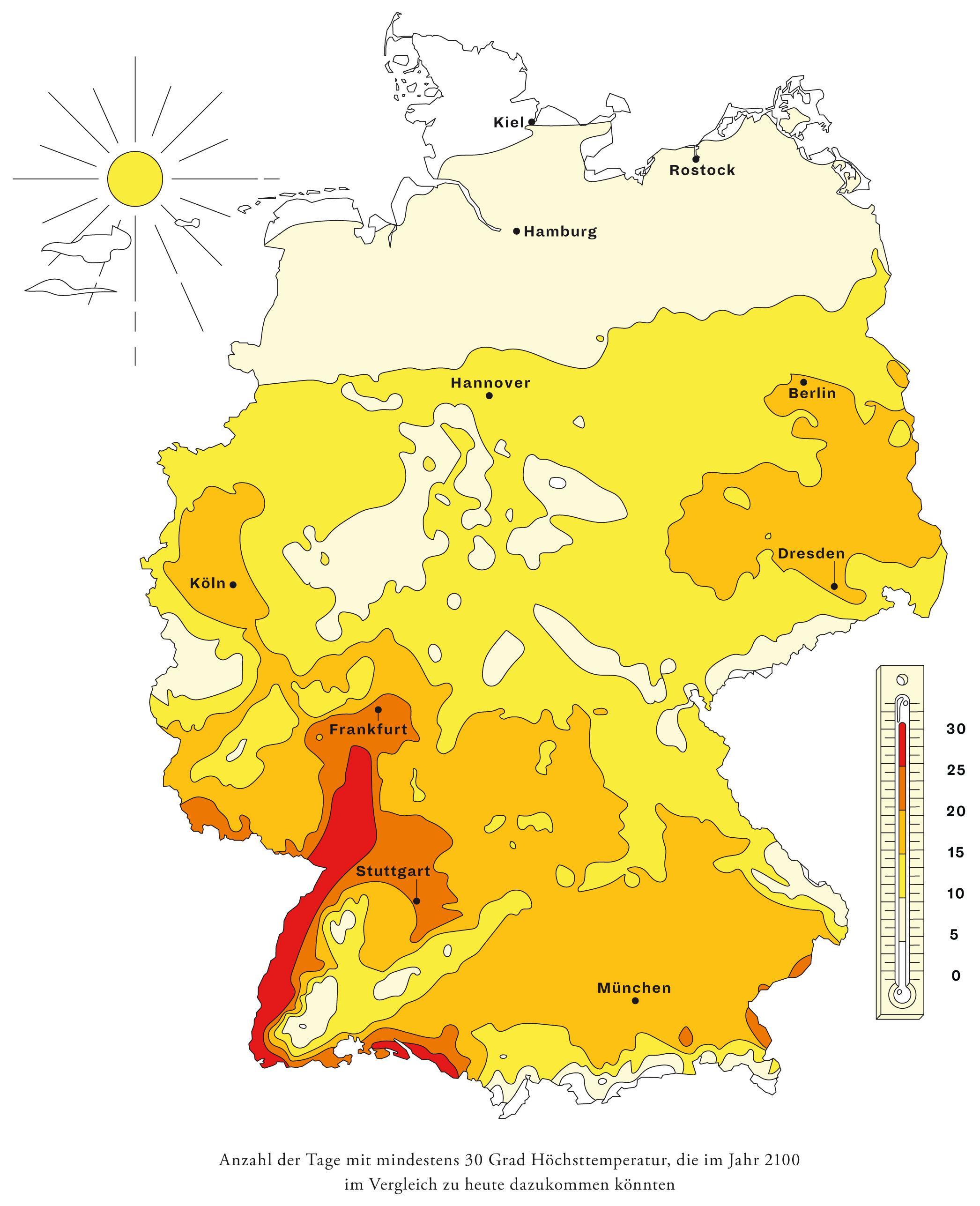 Hitze In Deutschland Zeitmagazin