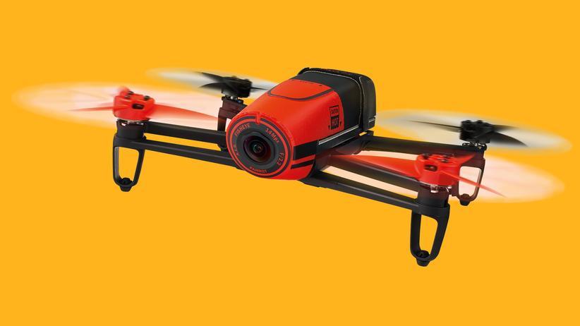 Drohnen: Ein Quadrokopter mit Gefühl