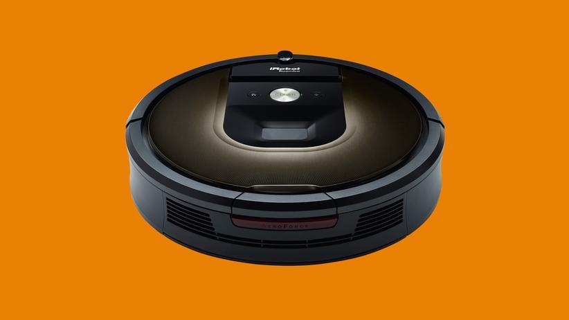 Unter Strom: Saugroboter von iRobot