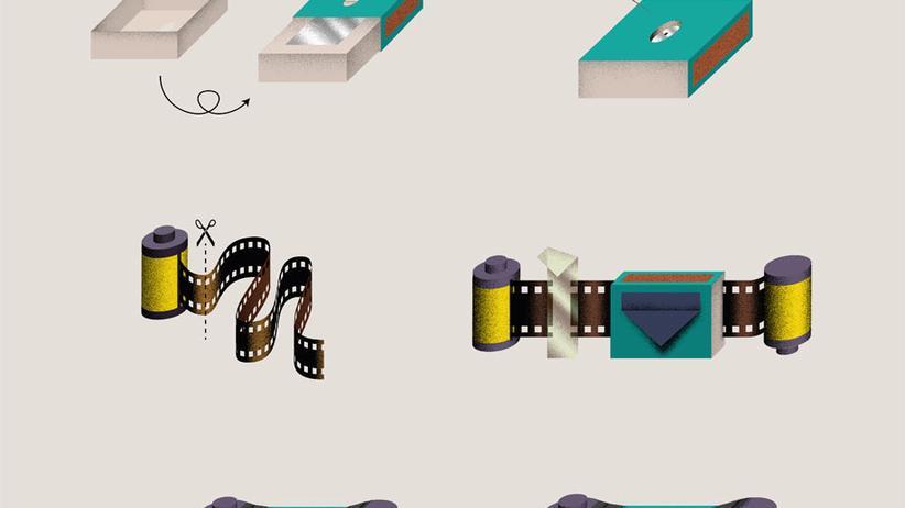 Wundertüte: So bauen Sie eine Lochkamera