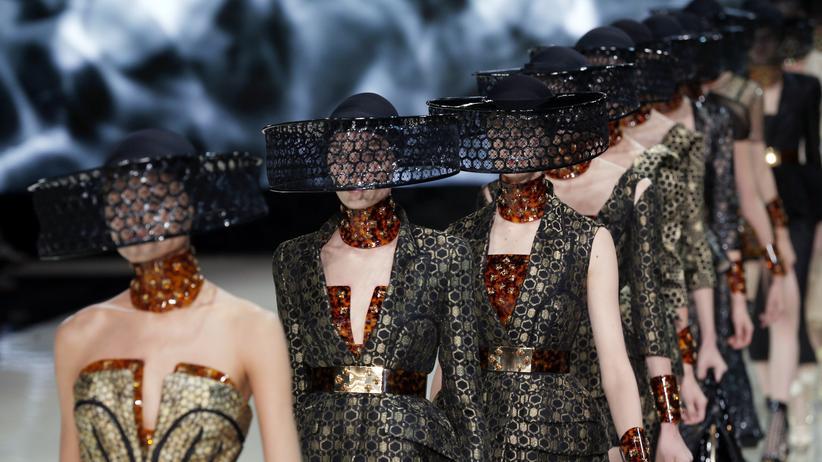 Alexander McQueen: Wilde Schönheit