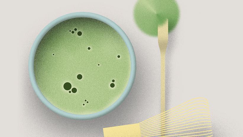 Die Wundertüte: Chlorophyll zum Trinken