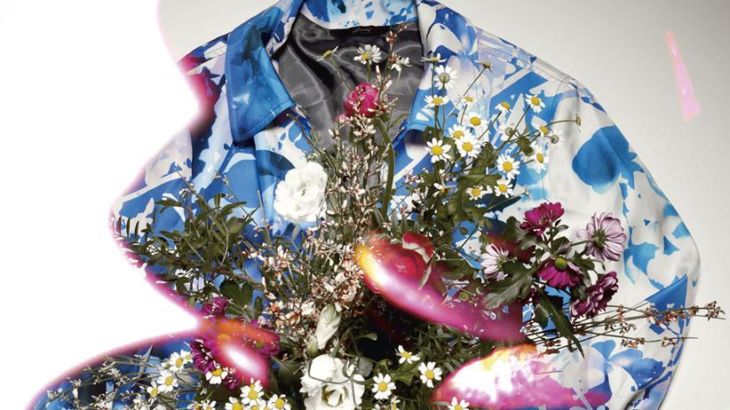 Stilkolumne: Die Blume für den Mann