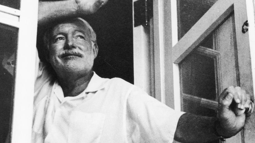 Porträt: Ernest Hemingway